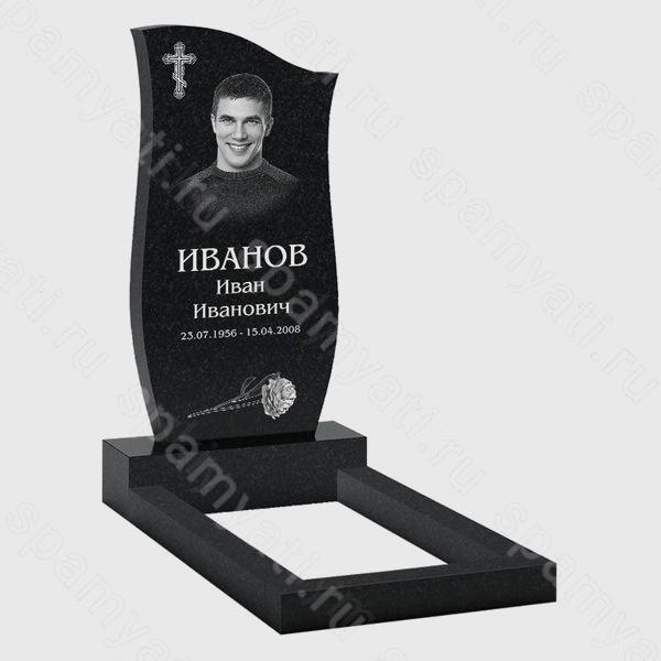 Памятник гранитный 028