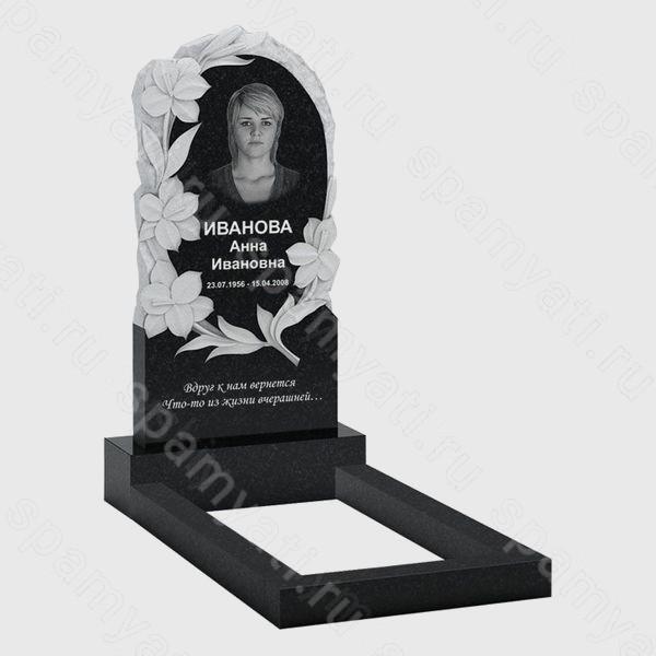 Памятник гранитный 056